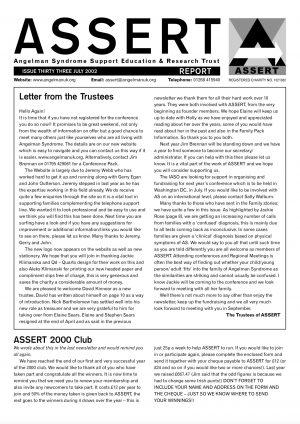 Newsletter-33 Jul 2002
