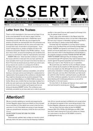 Newsletter-34 Oct 2002