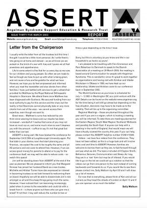 Newsletter-35 Mar 2003