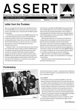 Newsletter-36 aug 2003