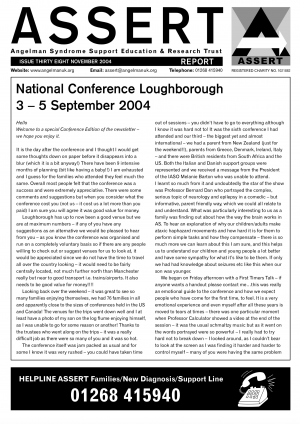 Newsletter-38 nov 2004