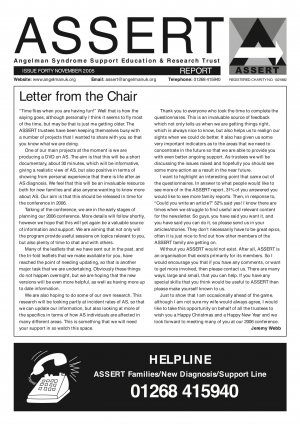 Newsletter-40 nov 2005