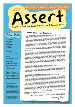 Newsletter-47 autumn 2010